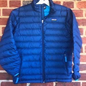 Patagonia Down Lightweight Puffer Jacket sz L/12